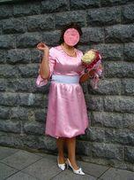 платье для свидетельницы или на выпускной