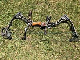 Compound Bow - Mathew's Solocam Switchback