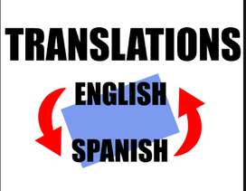 Certified Spanish Translation Services