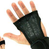 "Перчатки накладки crossfit, для зала, бодибилдинг, фитнес, workout ""L"""