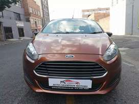 FORD Fiesta Ecoboost in a very good condition