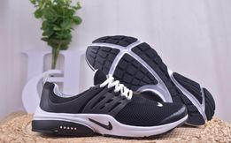 Buty Nike Air Presto White Black