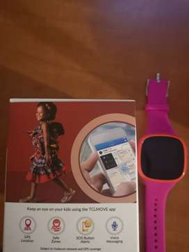 V-Kids Watch by Vodacom Pink