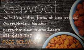 dog food with free delivery