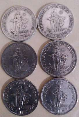 South African Coin and Note collection