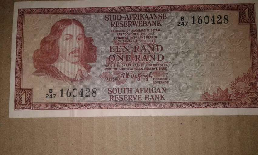Old bank note for sale 0
