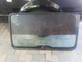 Rear Screen VW Citi Golf 2007