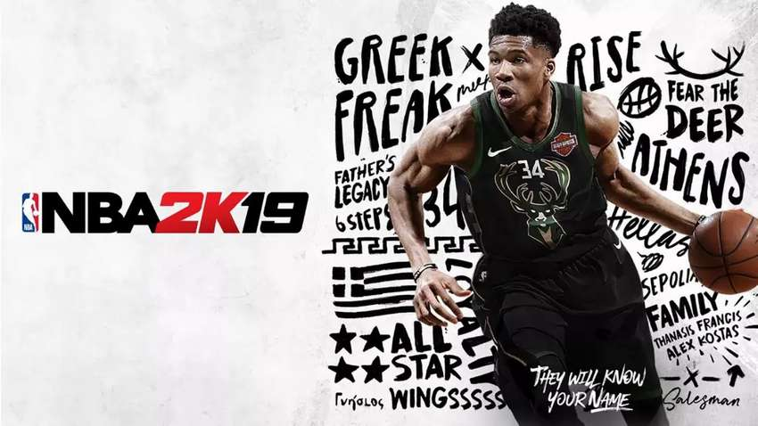 NBA 2K19 & More PC Games Full 0
