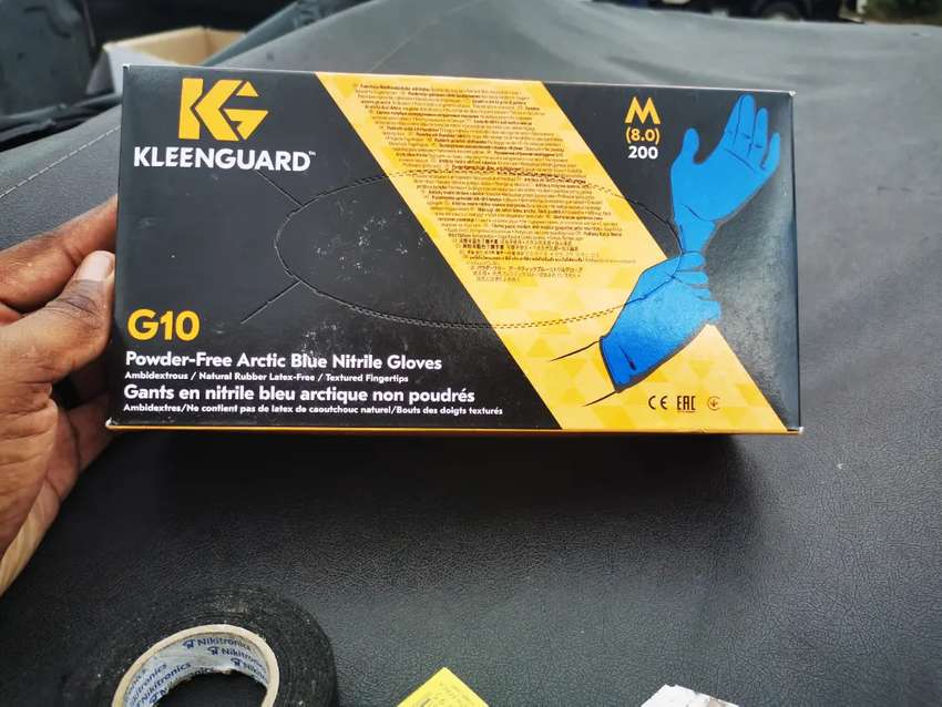 Kleenguard Powder free Gloves 0