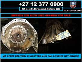 Bmw E39 528i used automatic gearbox for sale