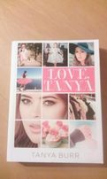Poradnik modowy Love Tanya Burr Tanya Nowa
