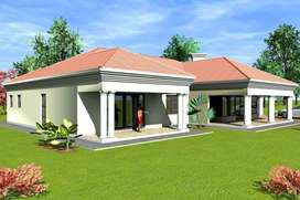 HOUSE TO BE BUILT