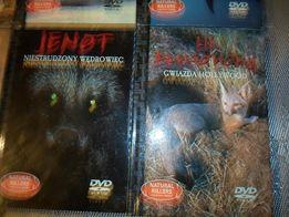 Płyta DVD -Zwierzęta opis