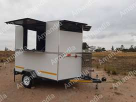 Food Trailer  Mobile Kitchen