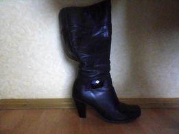 жіночі чоботи зимові