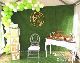 Classy Parties & Events