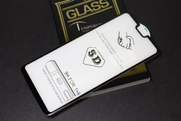 5D стекло Full Glue для OnePlus 6 / 6T / 5T / 5 (Полная поклейка)