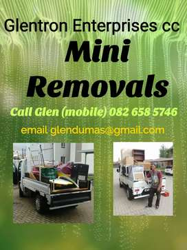 Mini removals