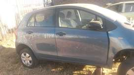 Toyota yaris 3 cylinder stripping for spares