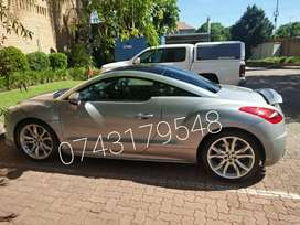Sellinng my peugeot RCZ in perfect running condition