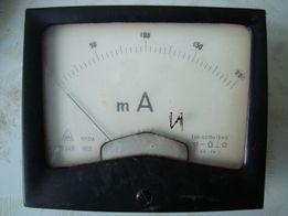 Микроамперметр GANZ 101DA