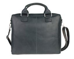 Кожаная мужская сумка А4 натуральная кожа ручная работа sullivan