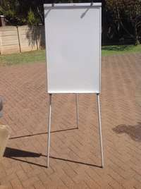 Image of Parrot magnetic flip chart for sale. PRICE REDUCED TO SELL