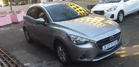 MAZDA 2 HATCHBACK 1.5 MANUAL ,2019 in very good condition