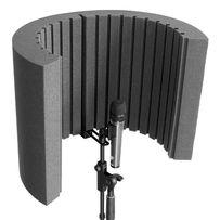 Акустический экран для микрофона Ecosound Wave, подставки под колонки