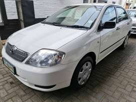`2004 Toyota Corolla 1.6i GLE Automatic-Low 186500km-Only R89900