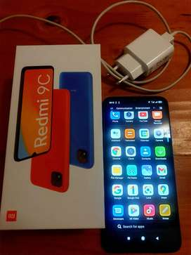 Hardly used almost new Redmi9C