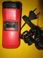 Продам недорого электробритву Харьков 6101, красного цвета
