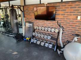Premium affordable weights and gym equipment