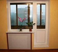 Вікна, двері металопластикові