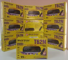 Новый ТВ цифровой Т2 видео тюнер приставка DVB-T2 WV T62N Гарантия ГОД
