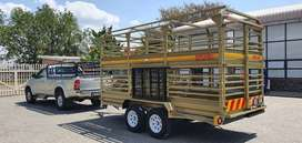 Sheep and Cattle Trailer