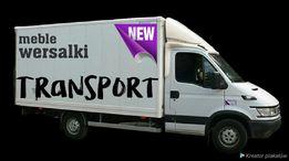 Przeprowadzki transport 24h likwidacja wywóz starych mebli