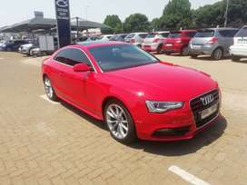 2015 Audi A5 1.8t Coupe multi 79000km R299950