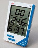 КТ908 Гигрометр термометр влагомер часы. Отправляем БЕЗ ПРЕДОПЛАТ