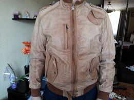 Куртка кожаная 50-52