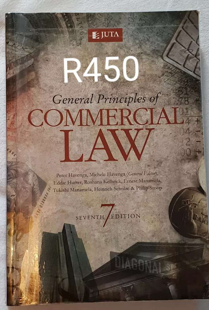 General Principles of Commercial Law 0