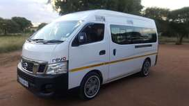 Nissan nv 350 impendulo for R150000