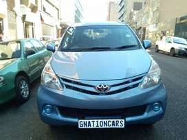 Toyota Avanza 1.5 for sale