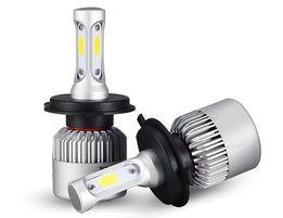 Автомобильные светодиодные LED лампы H11 H7 H4 H1 Lanos Toyota BMW KIA