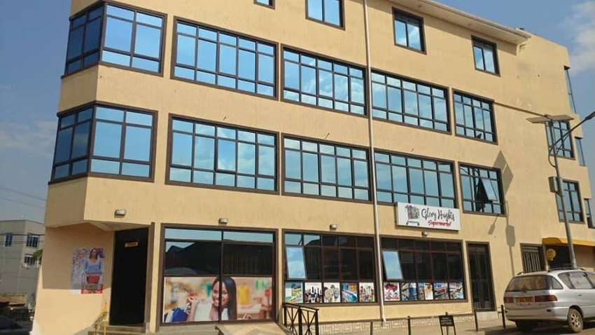Commercial building for sale in luzira at 1.6bn 0
