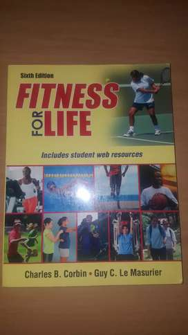 Sports and Fitness Text Books.