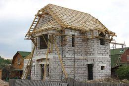 Строительство. Фундамент и кровля крыш.