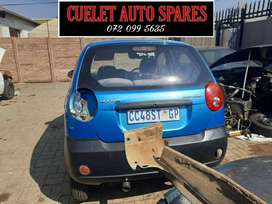 Chev Spark stripping for used parts