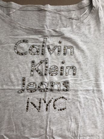 T-shirt Calvin Klein Gdańsk - image 1