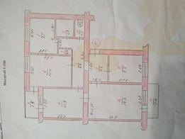 Обмін/прождаж чотирьохкімнатної квартири